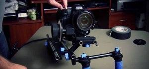 Make a DIY video remote for Canon DSLR cameras for under 10 bucks