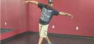 Do easy break dancing moves