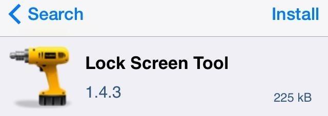 Lock Screen Customize Iphone Iphone's Lock Screen to