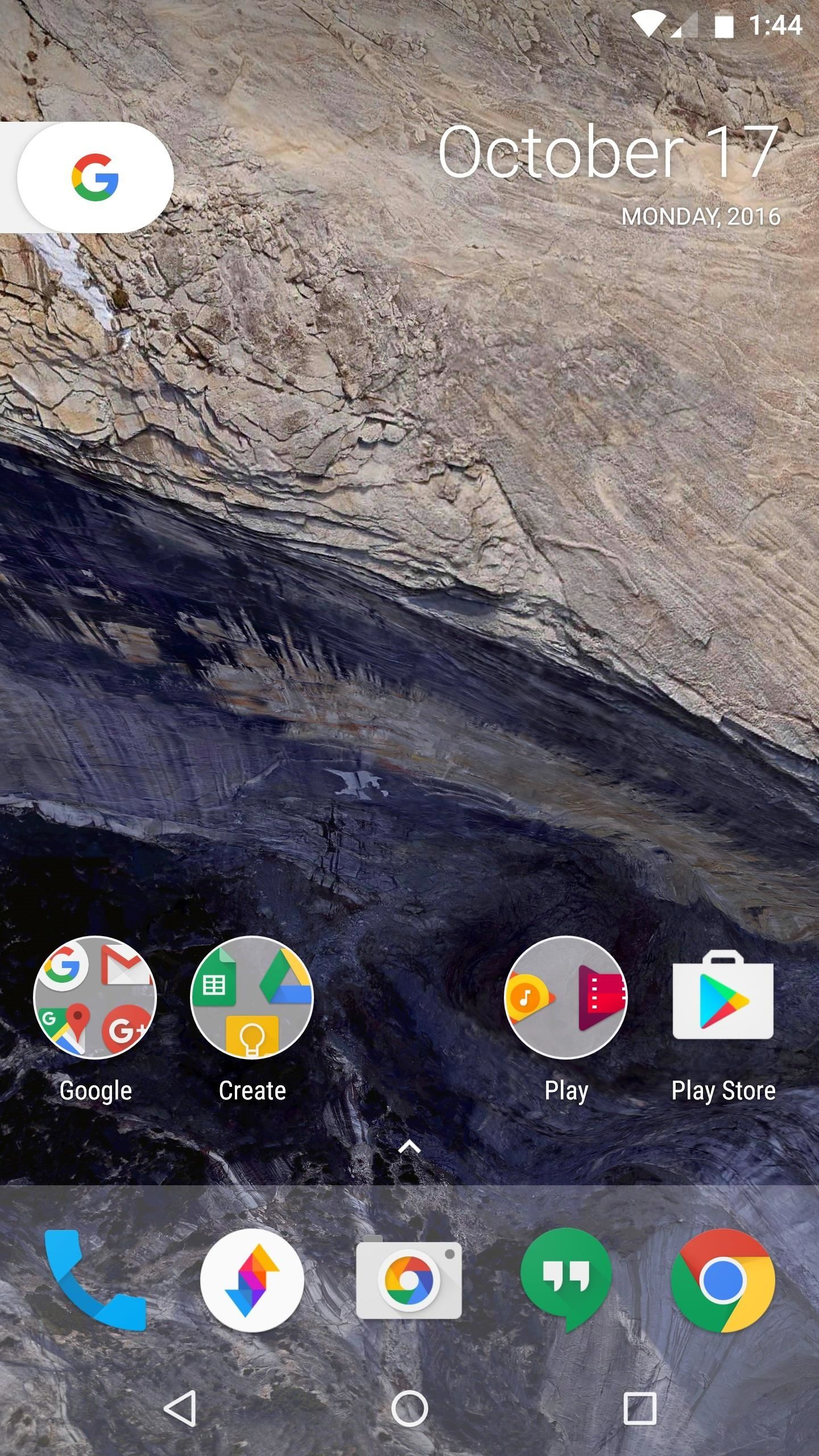 How to Get the Pixel's Amazing New 'Live Earth' Wallpapers ...