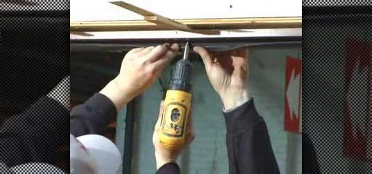How To Install A Door And Sidelights Construction Repair