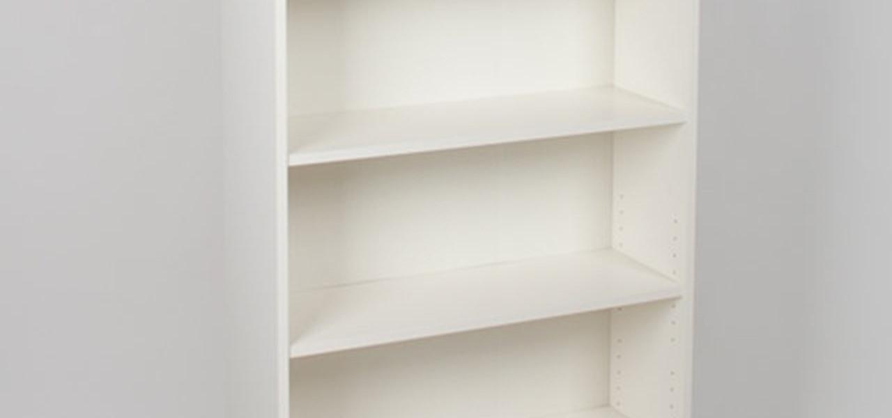 How to Assemble an IKEA Billy bookcase \u00ab Furniture ...