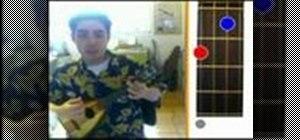 Play the LocoRoco theme on the ukulele