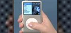 Play music on your iPod Classic and iPod Nano