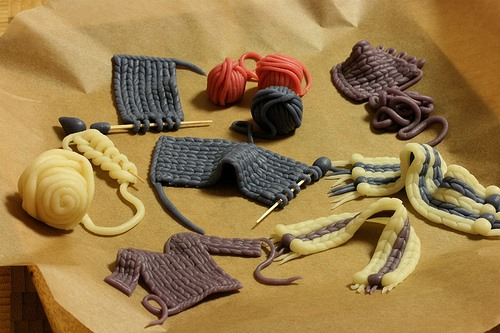 HowTo: Knit Marzipan