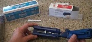 Roll your own non-fsc cigarettes