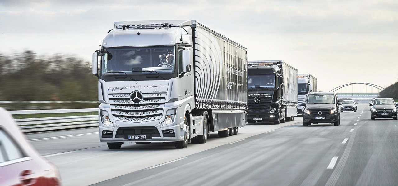 Hino Motors Leads the Way to Japan's Planned 2020 Rollout of Commercial Truck Platooning