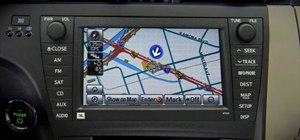 Use the XM NavTraffic feature in a 2010 Prius