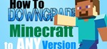How to Downgrade Minecraft to Any Version EASY TUTORIAL