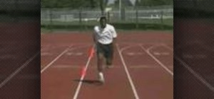Practice Reach Run track drills