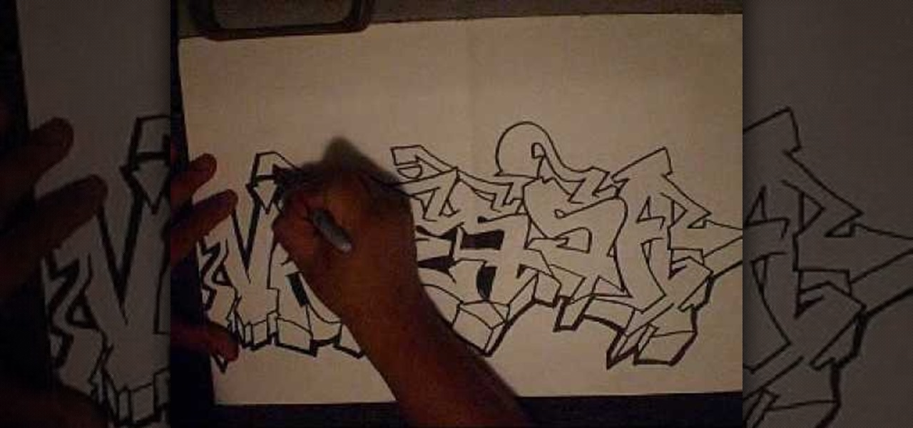 How To Write Cool Letters On Paper Cool Graffiti Words To Draw How To Write A Name