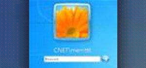 Enable the 'Ctrl-Alt-Del' login window on Windows 7