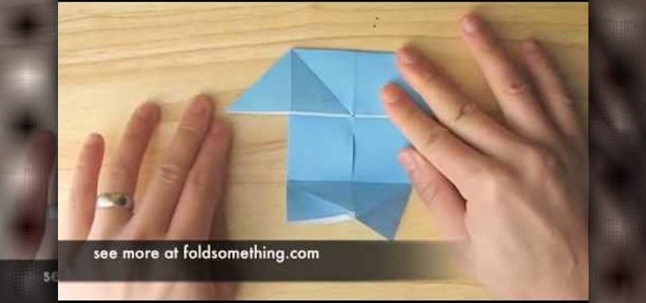 How To Fold The Bird From Ps3s Heavy Rain Origami Killer Origami