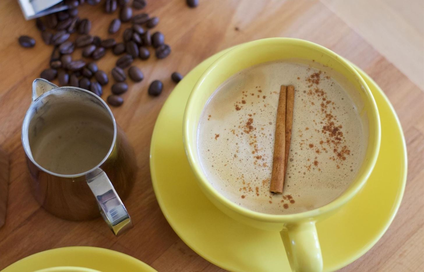 How to Clone Starbucks' Secret Dirty Chai Latte