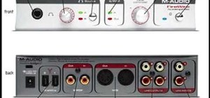 Use sound cards with the VCI-100