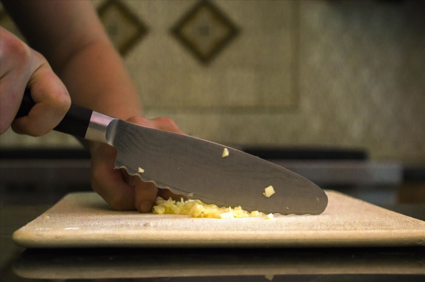 Food Tool Friday: One Knife to Rule Them All