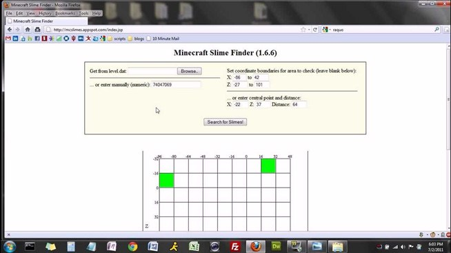 Related to Minecraft- Slime Finder-How to Easily Find Slimes-Xbox 360