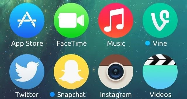 App Toy Installer : How to get these badass circular app icons round out