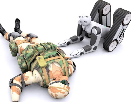 Pentagon Searches for Perfect Body Extraction Bot