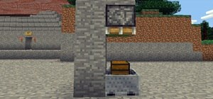 Hide a Secret Chest Inside of a Block and Keep Thieves Away for Good!