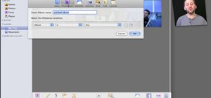 Organize your digital photos in iPhoto 09