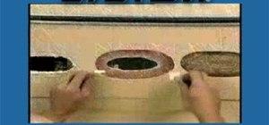 Repair fiberglass