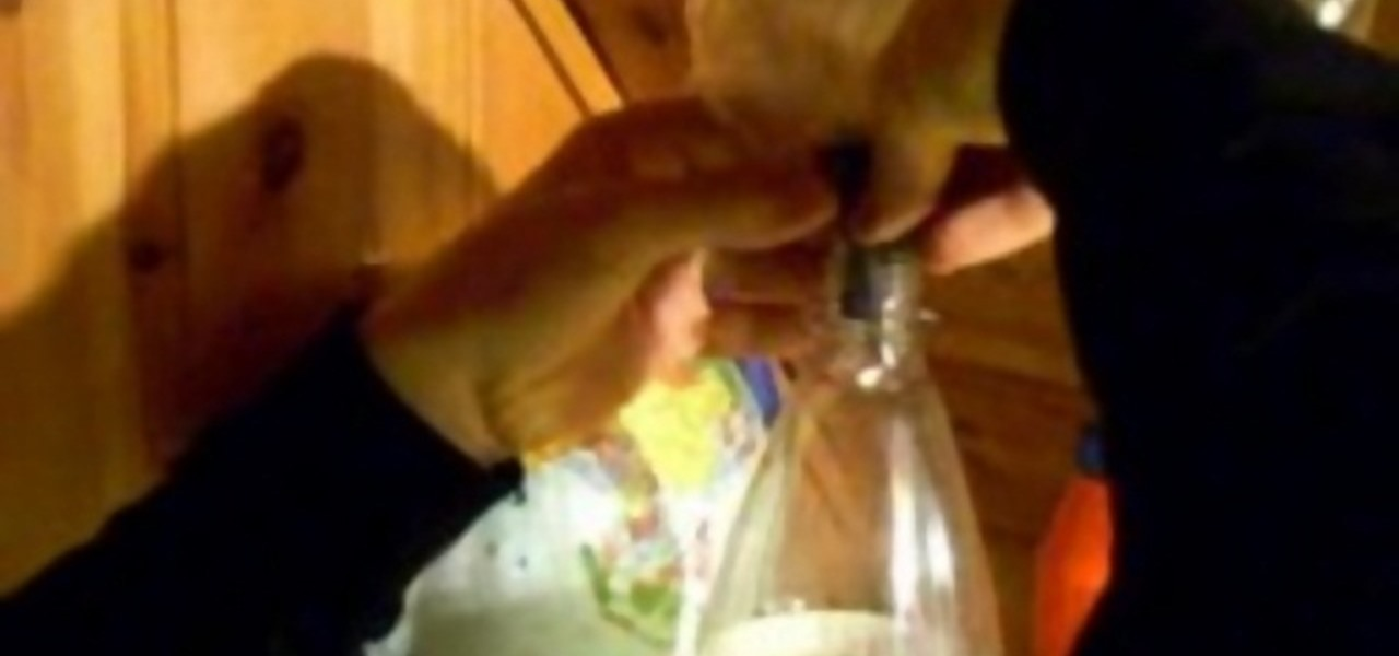 how to make homemade bottle rockets with household items