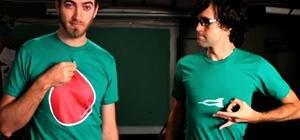 T-Shirt War (Stop Motion Style)