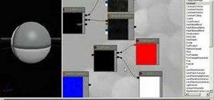 Blend between 2 textures based on distance in UT3