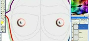 Make perky nipples with Photoshop