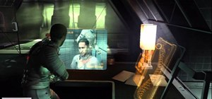 Get through the first part Chapter 1 of Dead Space 2