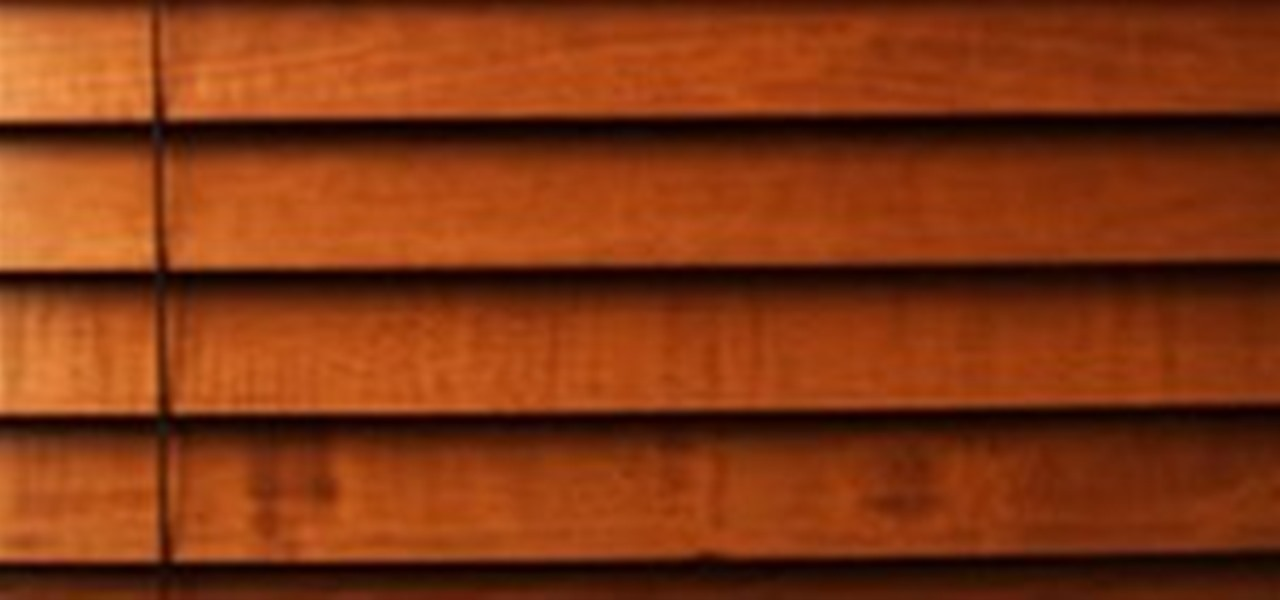 wood blinds vs faux blinds that is the question wonderhowto