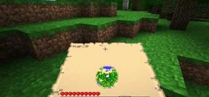 Make a map in Minecraft Beta 1.6