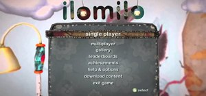 Earn the Musician achievement in Ilomilo