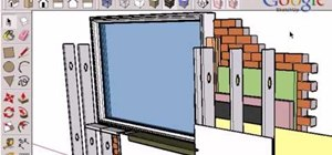 Work with the advanced sections tool in Google SketchUp