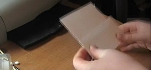 Make an easy paper popper