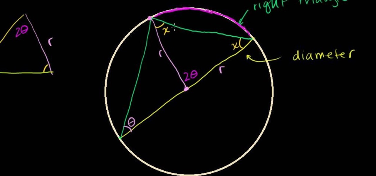 how to find the gradient of a right angled triangle