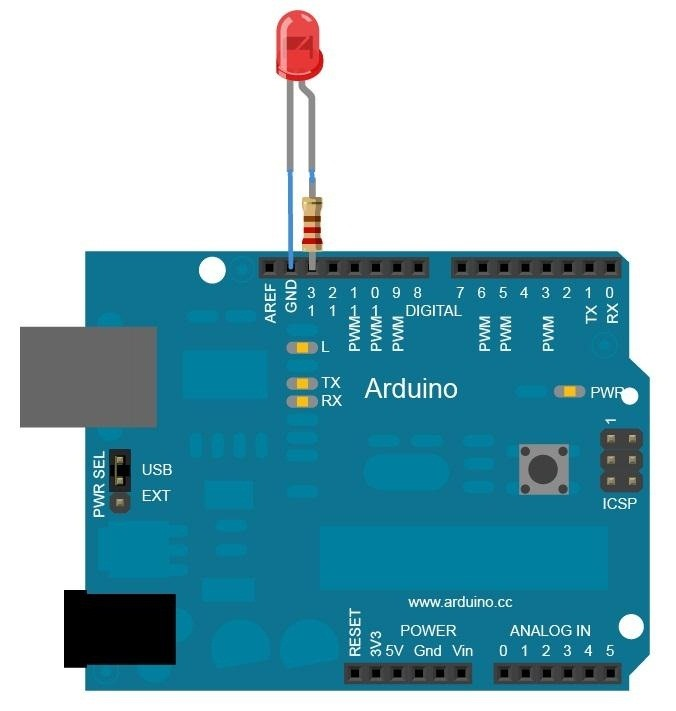 The Hardware Hacker's Introduction to Microcontrollers, Part Two: How Does Arduino Think?