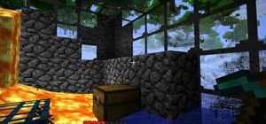 Find dungeons in Minecraft with the X-ray texture pack