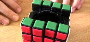 Make a prank Rubik's Cube 4x4