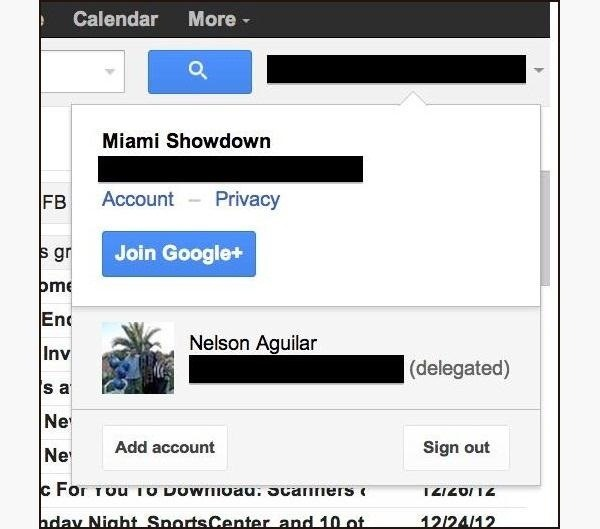 Access to your gmail account without sharing your password 171 digiwonk