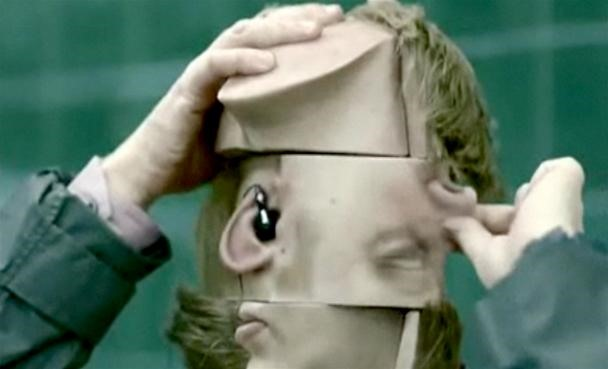 Rubik's Puzzle-Head Is Super Freaky