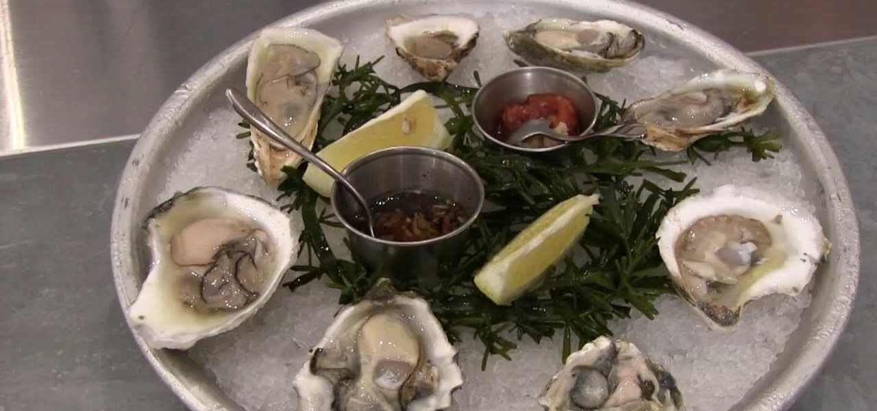 East Coast vs West Coast Oysters