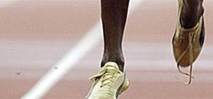 Because not everyone can run 100m with shoes untied