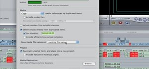 Work with and manage HD video in Final Cut Pro Studio