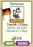FarmVille German Limited Edition Theme