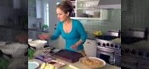 Prepare Mediterranean couscous salad