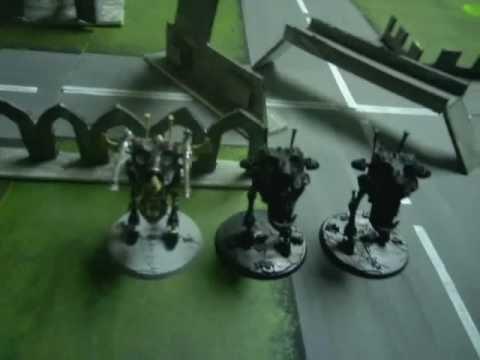 Build a powerful Warhammer 40,000 1750 point Eldar army list - Part 2 of 2