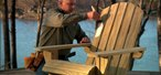 How to Construct a wooden Adirondack chair