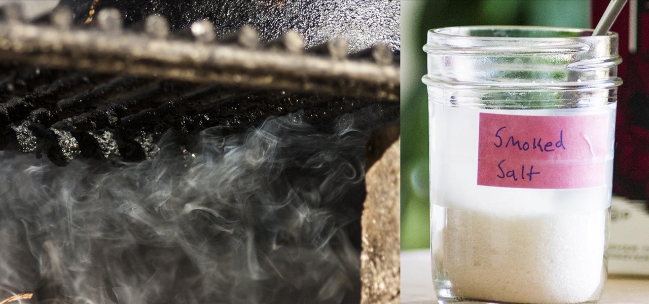 Make Smoked Salt at Home (& Keep Grilling Season Alive All Year Long)